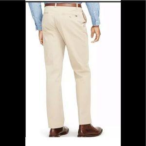 Polo Ralph Lauren Classic Fit  Chino Pants Khaki